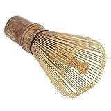 Okuyonic Chashaku Scoop Juego de fabricación de Matcha de bambú para Matcha para Restaurante