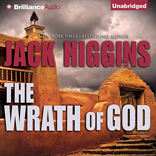 The Wrath of God Audiobook By Jack Higgins cover art