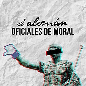 Oficiales de Moral