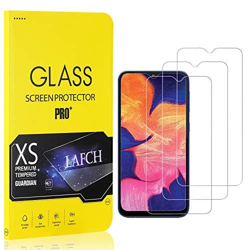 LAFCH Panzerglas Schutzfolie Kompatibel mit Galaxy A40, 3 Stück Ultra Klar Abdeckung Gehärtetem Glas Displayschutzfolie für Samsung Galaxy A40, Anti-Kratzer, Blasenfreie