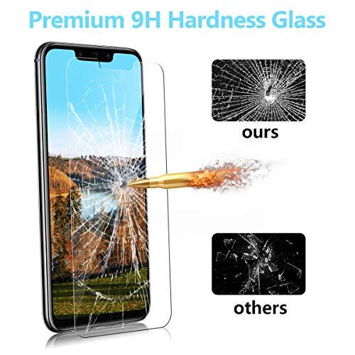 3 Stück Panzerglasfolie Schutzfolie für Huawei Mate 20 Lite Panzerglas Ultra-klar Anti-Kratzen, Anti-Fingerabdruck Blasenfrei Einfache Installation Displayschutzfolie Folie für Mate 20 Lite - 3
