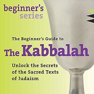 The Beginner's Guide to Kabbalah audiobook cover art