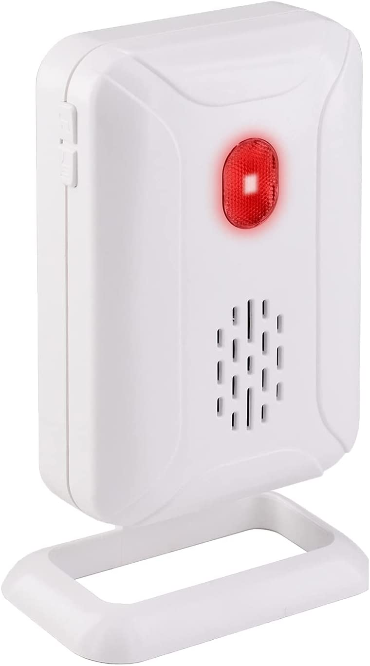 KCMYTONER Wireless PIR Motion Doorbell We OFFer at cheap prices Detector New products world's highest quality popular Security Sensor