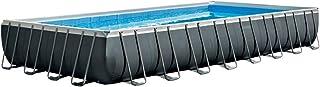 Intex 26374NP - Piscina desmontable Ultra XTR Frame 975 x 488 x 132 cm con depuradora