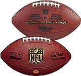 Wilson Chicago Bears Official Duke Football with Team Decal - NFL Balls