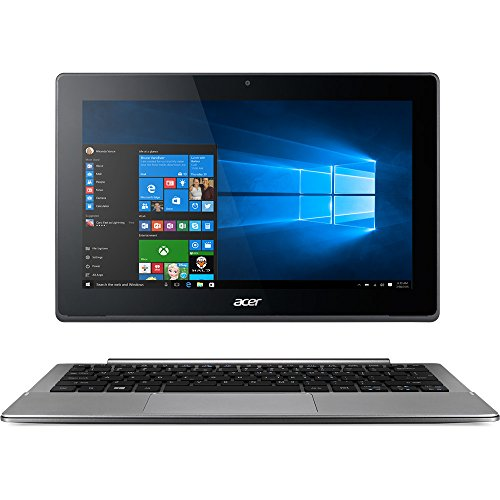 Acer Aspire Switch 11 V 11.6' SW5-173-648Z Intel M 5Y10c 4GB RAM 128GB SSD Windows 10 Home LED Backlit IPS HD (1366 x 768) Display