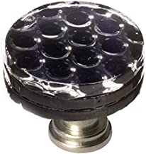 product image for Sietto R-902-SN Texture 1-1/4 Inch Diameter Mushroom Cabinet Knob