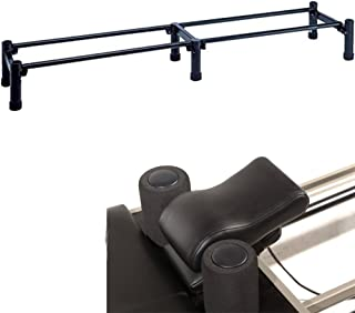 Stamina AeroPilates Large Four-Cord Reformer Stand 55-4150 w/Head + Neck Support