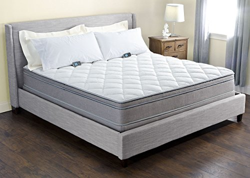 11' Personal Comfort A5 Bed vs Sleep Number p5 Bed - King