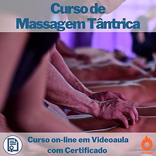 Curso on-line em videoaula de Massagem Tântrica com Certificado
