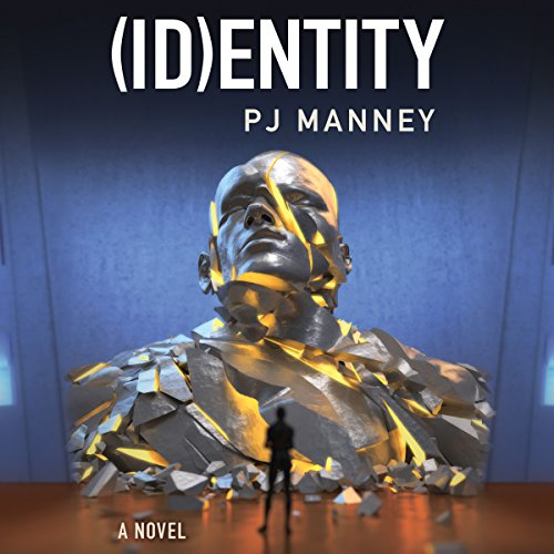 (ID)entity audiobook cover art