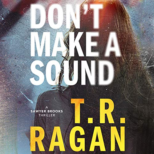 Don't Make a Sound audiobook cover art