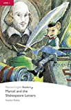 Penguin Readers: Level 1 MARCEL AND THE SHAKESPEARE LETTERS (Penguin Readers, Easystart)