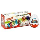 Kinder Surprise Œufs 3 Par Paquet - Paquet de 2