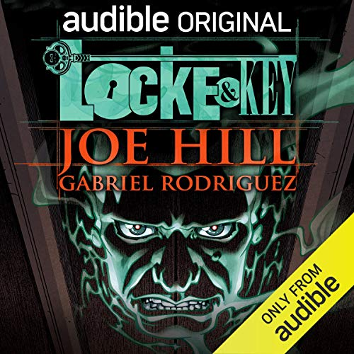 Locke & Key Audiobook By Joe Hill, Gabriel Rodriguez cover art