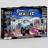 Fantasma Astonishing Magic Set with Instructional Video & Fully-Illustrated Manual - Learn 300 Fun Astonishing Magic Tricks - Adults & Children 7+