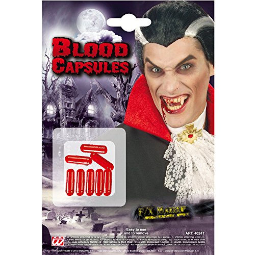 Idena Blutkapseln Set, 1er Pack (1 x 32 Stück)