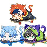 haixiangdress Anime SK8 The Infinity Skate Plush Plushie Doll Pillow Cosplay Plush Pillow Cute Cartoon Throw Pillo