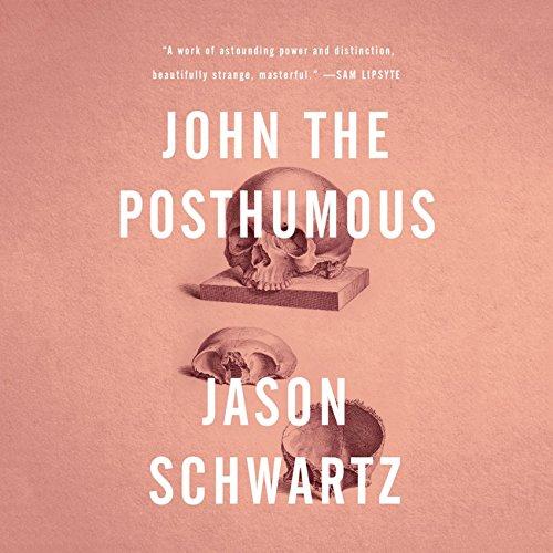 John the Posthumous audiobook cover art