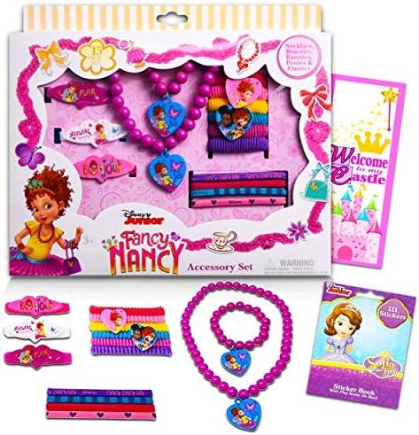 Disney Fancy Nancy Hair Accessories Bundle 15pc Fancy Nancy Playset Disney Fancy Nancy Dress product image