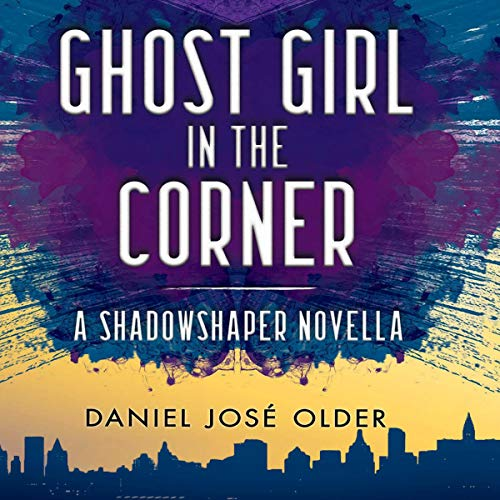 Ghost Girl in the Corner audiobook cover art