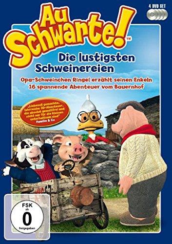 Die lustigsten Schweinereien (4 DVDs)