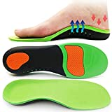 Orthotic Insoles, HOME-MART Plantar Fasciitis Insole, Full Length Heel Seats Foot Orthotic Inserts