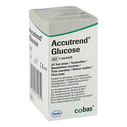 Accutrend Glucose, 25 St