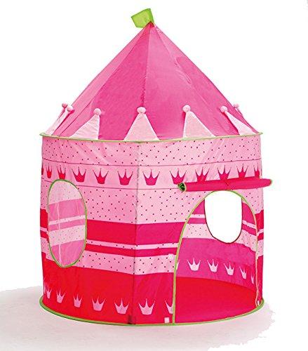4Uniq 18798-1 Kinderspielzelt Prinzessin Kinderzelt Zelt
