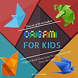 Easy Origami Whale - Paper Crafts for Kids - Red Ted Art - Make ... | 260x260