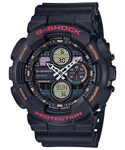 [カシオ] 腕時計 ジーショック G-SHOCK GA-140-1A4JF メンズ ブラック