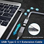 1M-Cavo-di-prolunga-USB-C-ad-angolo-rettocavi-di-prolunga-da-femmina-a-maschio-da-10-Gbps-tipo-C-31-Gen2-90-gradiThunderbolt-3-Cable-per-MacBook-ProMaciPad-2020-8th-Air-4-4a-8a-generazione
