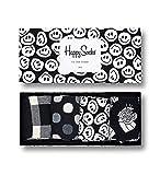 Happy Socks XBLW09 Calcetines, multicolor, Medium (Pack de 4) para Hombre
