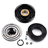 FEIPARTS CO 101410C A/C Compressor Fit for 1993-2004 for Ford F150 F53 Mustang Taurus Sable Mercury Air Conditioning Compressor