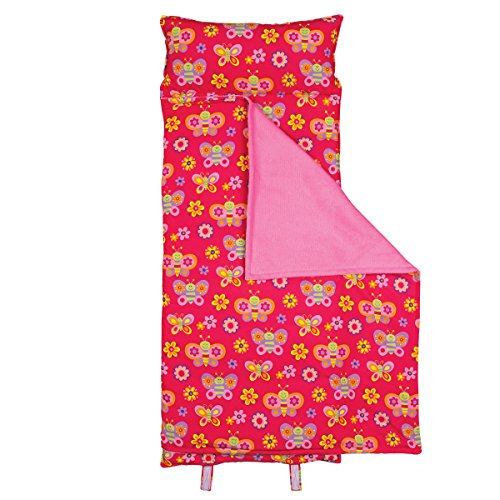 Stephen Joseph All-Over Print Nap Mat, Butterfly