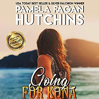 Going for Kona (What Doesn't Kill You, #4)     A Michele Romantic Mystery              By:                                                                                                                                 Pamela Fagan Hutchins                               Narrated by:                                                                                                                                 Natalie Gray                      Length: 8 hrs and 58 mins     31 ratings     Overall 4.4