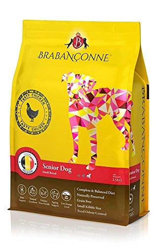BRABANCONNE(ブラバンソンヌ)『小型犬の成犬用グレインフリー チキン』