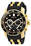 Invicta Men's Pro Diver Scuba 48mm Gold...