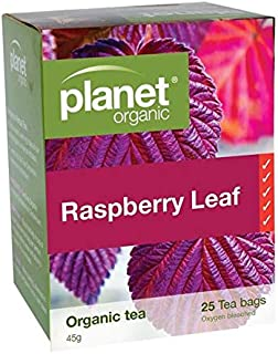 Planet Organic Raspberry Leaf Tea 25 Teabags