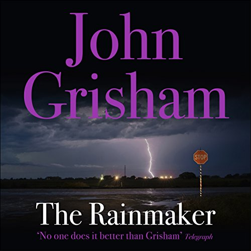 The Rainmaker                   By:                                                                                                                                 John Grisham                               Narrated by:                                                                                                                                 Frank Muller                      Length: 16 hrs and 55 mins     60 ratings     Overall 4.5