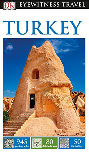 DK Eyewitness Turkey: 2016 (Travel Guide) - 51fVqYJpuJL