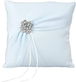 Ivy Lane Design Garbo Collection Hochzeit Ring Kissen hellblau