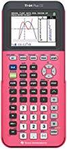 Texas Instruments ti-84 Plus Ce Color Graphing Calculator, Coral