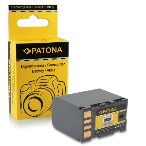 Bateria BN-VF823U para JVC GZ-HD3 | HD5 | HD6 | HD7 | HD10 | HD30 | HD40 | MG130 | MG131 | MG135 | MG140 | MG150 | MG155 | MG175 | MG255 | MG275 | MG330 etc...