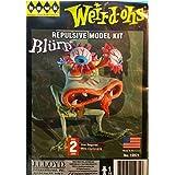 Weird-ohs 復刻 モンスター モデルキット Blurp Hot rod エドロス Edroth Nutty mads ウィーアード weird プラモデル monster