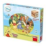 Dino Toys- Cubos de Madera del Puzzle (641167)