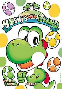 Yoshi's New Island Edition simple One-shot