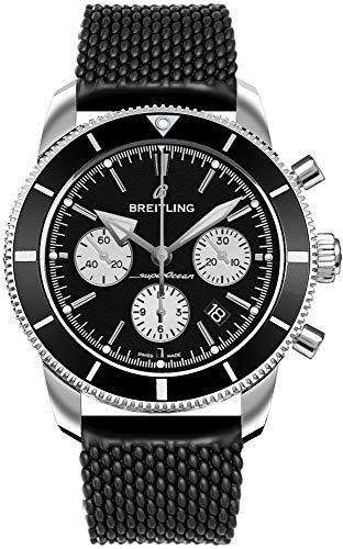 Breitling Superocean Heritage II B01 Chronograph 44 Men's Watch AB0162121B1S1