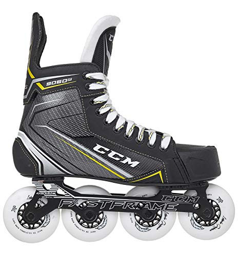 CCM Tacks 9060R Senior Roller Hockey Skates, Weite :D, Größe:7.5