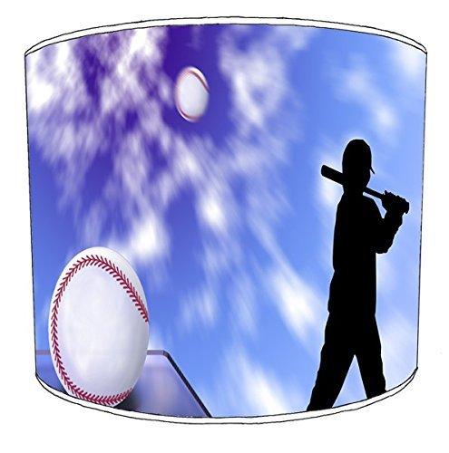 Premier Lighting Ltd 12 Inch Baseball drucken Lampenschirm8 Für eine Deckenleuchte